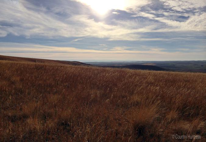 Country Huntress Hunting Trip