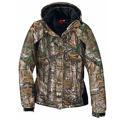 SHE Outdoor Insulated Waterproof Jacket