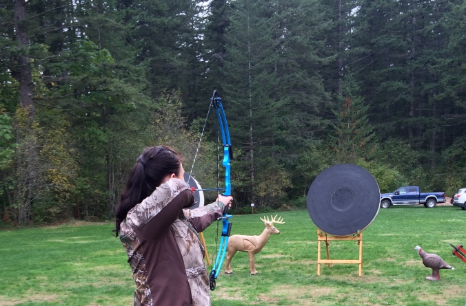 Washington Outdoor Women Archery